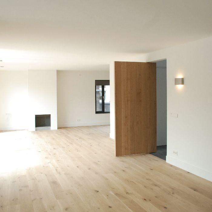 Grote houten FritsJurgens Taatsdeur. #binnendeur #taatsdeuren