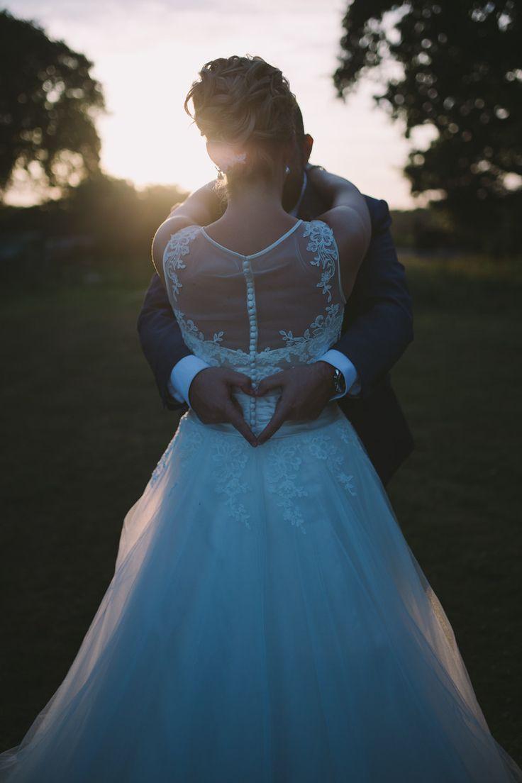 Sunset Wedding Photography - Doublefrisson.com