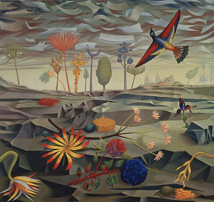Artodyssey: fantastic realism Wolfgang Hutter