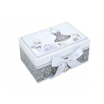French Lace Jewelry box