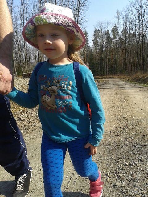 Mama z pasjami: Wycieczka II - Lanckorońska Góra