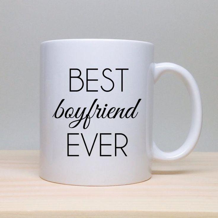 Best Boyfriend Ever Coffee Mug   Christmas gifts for aunts ...