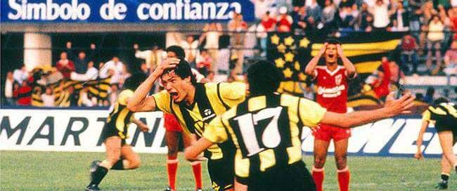 FINAL LIBERTADORES 1987