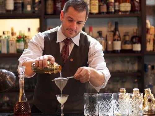 Where Bartenders Drink in #Seattle, WA