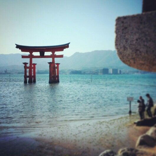 Miyajima island, Hiroshima © copyright Barbara Mazzei