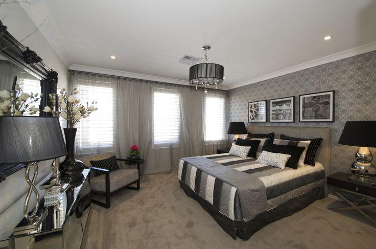 Spacious master suite   #luxurious #mastersuite #bedroom