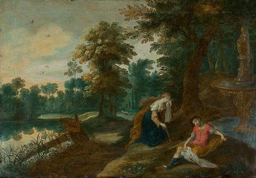 Píramo y Tisbe, los Romeo y Julieta mitológicos   Red Historia