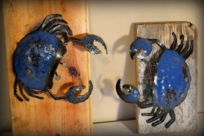 Martiens Bekker, Scrap Metal Sculpture, Junk Art, Port Isaac Cornwall