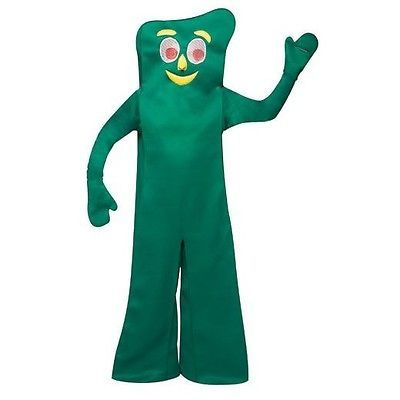 Gumby 20910: Gumby Costume -> BUY IT NOW ONLY: $52.49 on eBay!