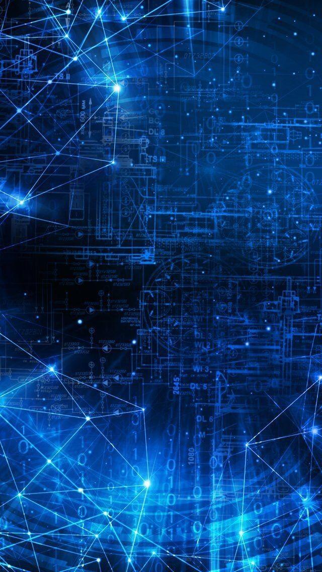 Epingle Par Adel Mokrane Sur Futuristic Fonds Bleus Fond D Ecran Telephone Fond Ecran Samsung