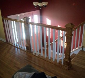 railings for stairs banisters indoor railing oak stairs interior