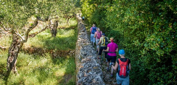 Mani is the perfect Place for Hiking and Biking. Every stone has its own History: Mount Taygetos, towers, chapels, canyons, caves, beaches, olive groves.