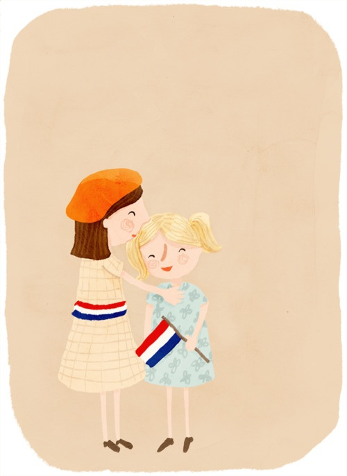 Liberation day / Bevrijdingsdag by Marloes de Vries