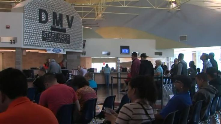 The California DMV is preparing for roughly 1.4 million new drivers license applicants after Jan. 1. And this is why we moved out of CA!