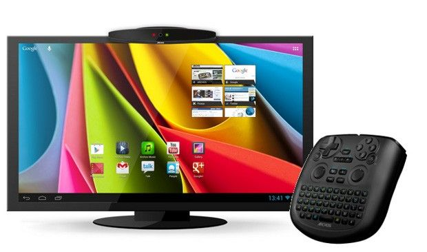 Archos reveals Android-powered TV Connect, puts Play store on your big screen