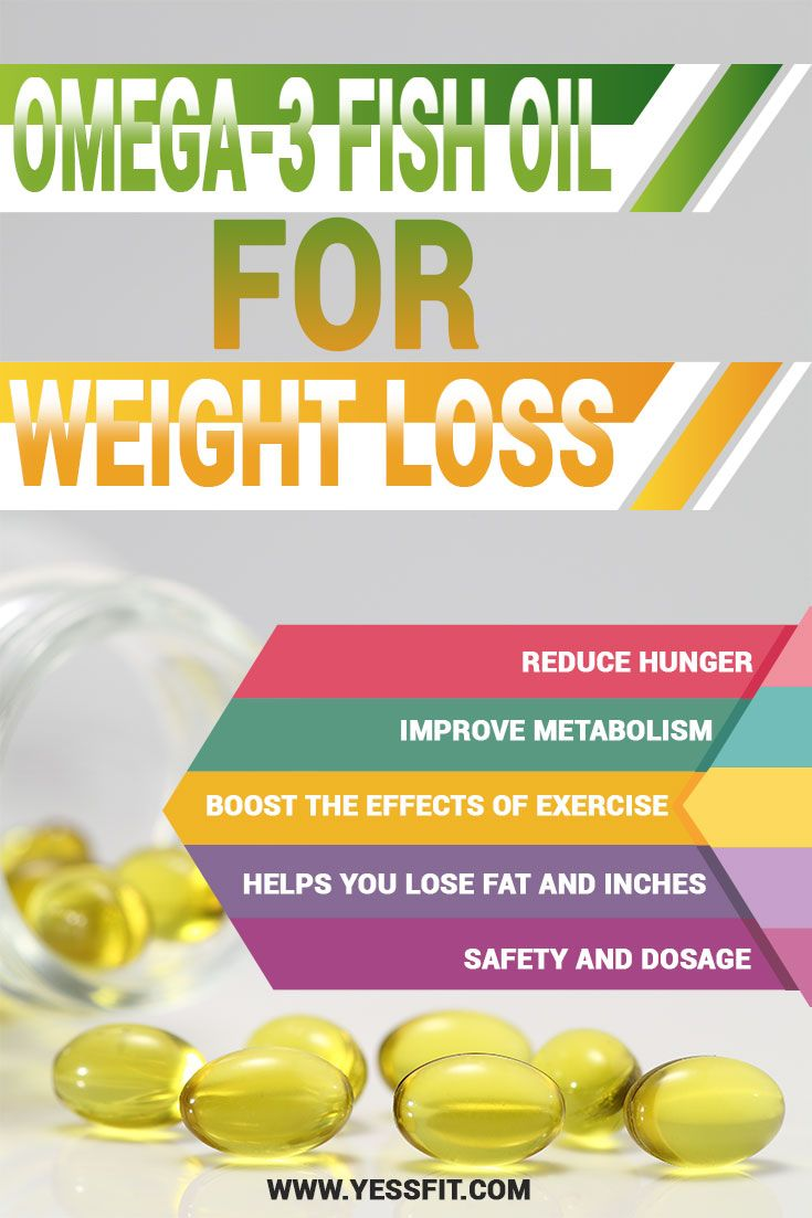 how can omega-3 fish oil help you lose weight | perfect body | blog