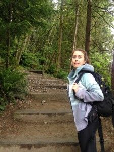 grouse grind, Vancouver, the beginning