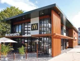Výsledok vyhľadávania obrázkov pre dopyt mcdonalds exterior design