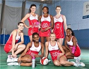 Sasha Corbin, England Netball representative player, explains why women love netball.