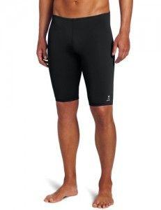 5. TYR Sport Solid Durafast Jammer Swim Short