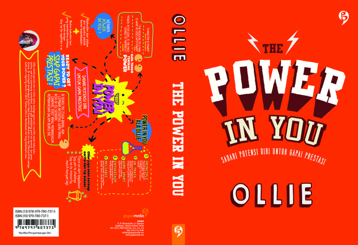 My latest book 'The Power in You' - out in June 2014!