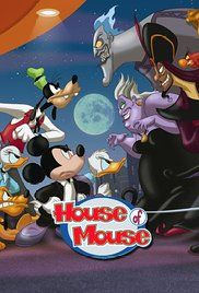 House of Mouse Poster
