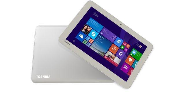 Windows 8.1 Özellikli Tablet: Toshiba Encore WT10-A ve WT8-B