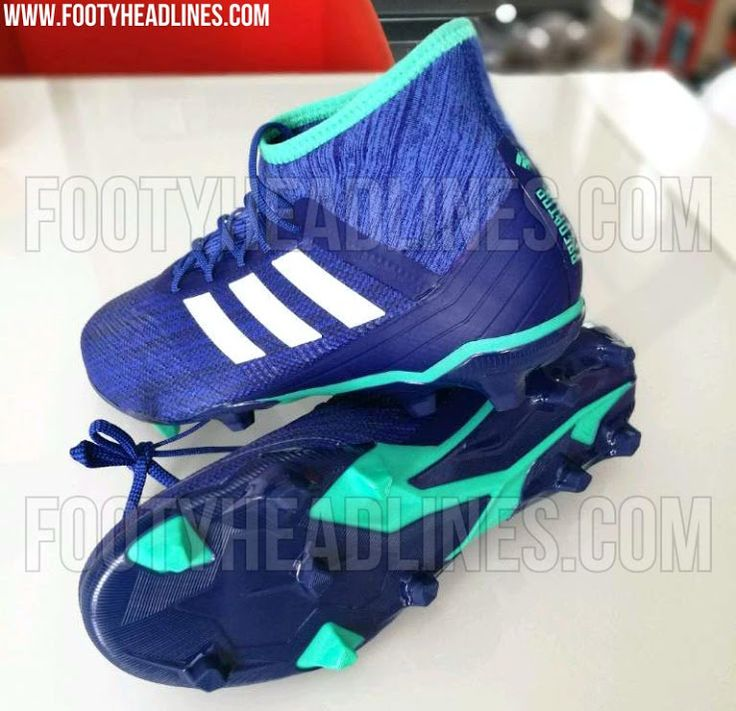 Exclusive: All-New Adidas Predator 18 Boots Leaked - Footy Headlines