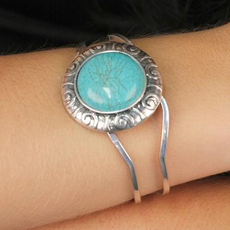 Turquoise Cuff BraceletCuffs Bracelets, Turquoise Cuffs, Jewels Boxes, Turquois Jewelry, Turquoise Jewelry, Cuff Bracelets, Silver Jewelry, Favorite Jewelry