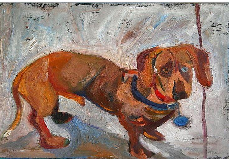Dachshund clube chris easley dachshund clube art 4 pinterest