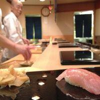Sushi Restaurant in Tokyo, Tōkyō