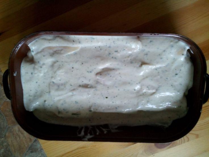 Kuracie závitky zo syrom a šunkou