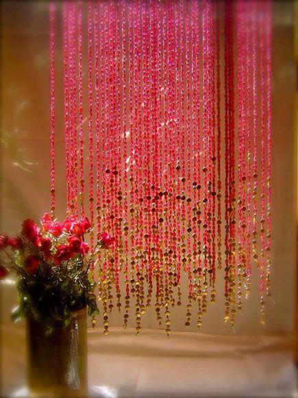 always liked beaded curtains