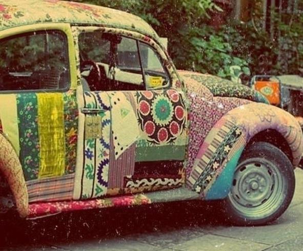 Hippie Volkswagen ✌