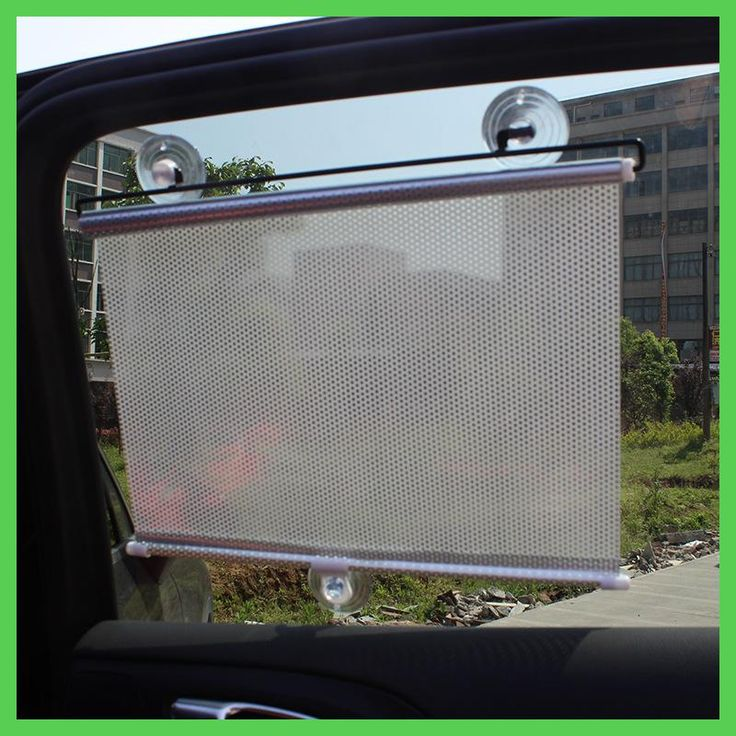 Parasol Coche Plegable 58*125 Cm Car-styling Folding Car Sunshade Window Curtain Sun Block Auto Curtain Interior Covers Sunshade
