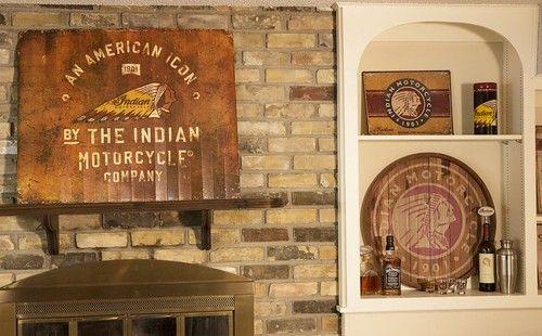 Indian Deko für Garage und Wohnzimmer – Dekorationsideen