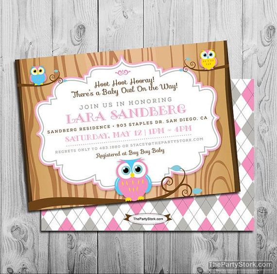 180 best Baby Shower Invitations images on Pinterest Baby shower