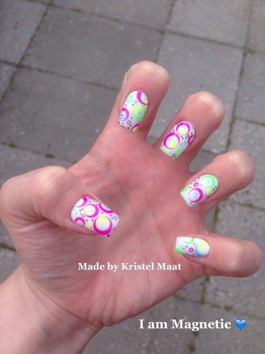 #Nailfie door Kristel Maat