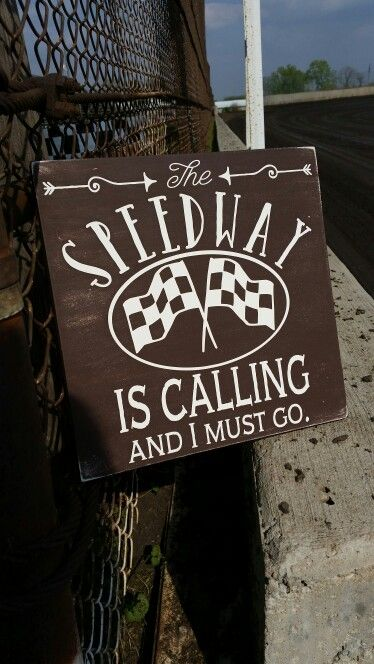 It's calling!  Find this sign and many more at 4leftturns.net.