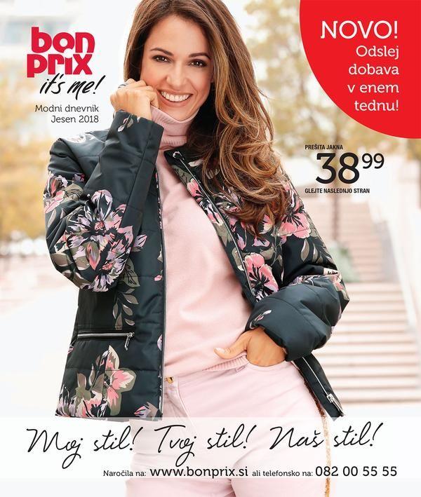 Katalog Bonprix oktober 2018 - BonPrix.si  63efe371b9