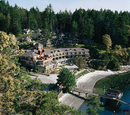 Wedding Location: Poet's Cove Resort, #Pender Island - Canada