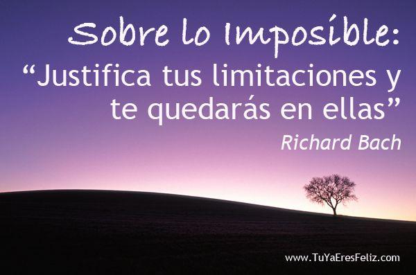 Sobre lo Imposible...