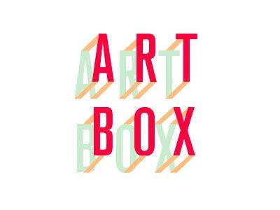Art Box Logo Concept by Megan Sundquist