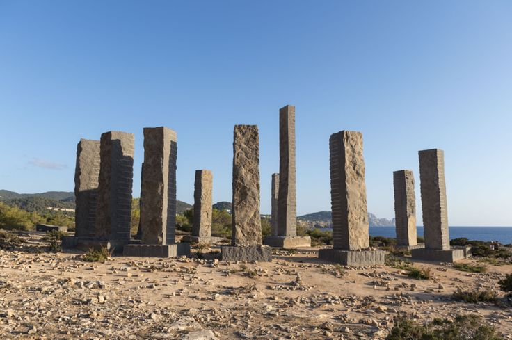 Time and Space – The Speed of Light, Ibiza, Spain, 2014