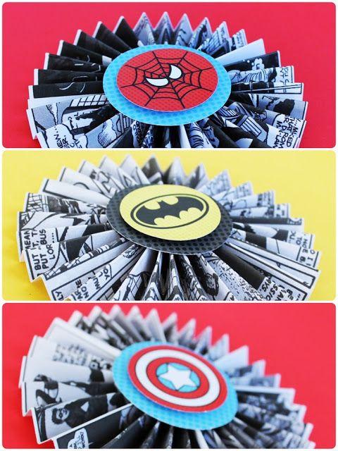 50 Ideias para festa do Homem Aranha » Gemelares