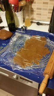 çağan emre ve annesi aslı: Gingerman cookies / Yeni yıl kurabiyemiz