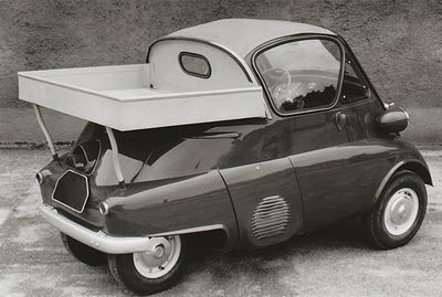 Isetta...seriously who needs mini if you got one of these.