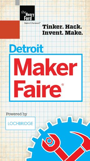 Maker Faire Detroit is the official app for the Maker Faire Detroit event coming to The Henry Ford in Dearborn, Michigan on July 26th and July 27th. The app includes a schedule of events, a map of the venue, information about all of the makers, faire info, and a newsfeed with updates from The Henry Ford. Use the app to scope out all there is to see and do at this years' Maker Faire Detroit. Then check the events and exhibits that you want to be sure to visit and Maker Faire Detroit will…