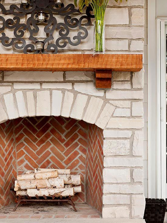46 best Brick Patterns images on Pinterest | Homes, Home and ...