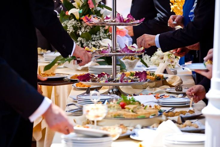 wedding food ideas | ... to ditch the Buffet Wedding and welcome Interactive Food Stations